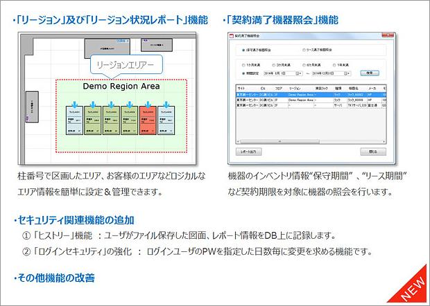 DC VISOR v2.2新機能